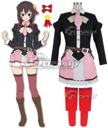 Kono Subarashii Sekai ni Shukufuku o Yunyun Cosplay Costume