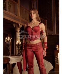 Elektra Film 2005 Elektra Cosplay Costume