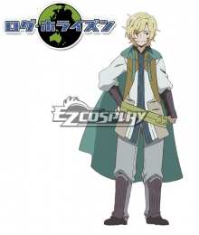 Log Horizon Runderuhausu·Code Cosplay Costume