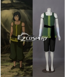 The Legend of Korra Season 4 Book Four: Balance Korra Cosplay Costume