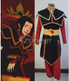 Avatar The Last Airbender Azura Cosplay Costume