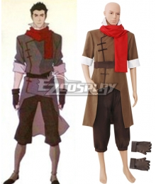 Avatar Legend of Korra Mako Cosplay Costume