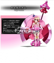 Lord Marksman and Vanadis Madan no o to ouanadisu Olga Tamm Cosplay Costume
