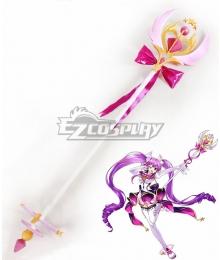 Elsword Aisha Tiny Wand Cosplay Weapon