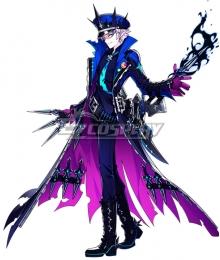 Elsword LuCiel Ciel Catastrophe Cosplay Costume