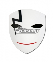 Darker Than Black Cosplay Accessories Hei's Mask A - Deluxe Edition