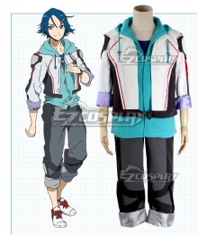 Macross Delta Macross Δ Hayate Immelman Cosplay Costume