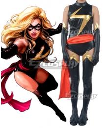 Marvel Super Heroes Ms. Marvel Carol Danvers Cosplay Costume