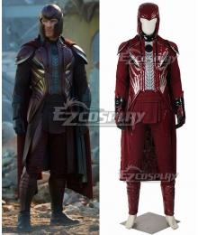 Marvel X-Men Apocalypse X Men Magneto Max Eisenhardt Erik Lensherr Cosplay Costume