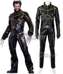Marvel X-Men X Men The Last Stand Wolverine James Howlett Logan Cosplay Costume