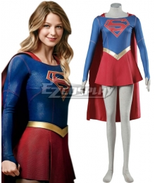 Marvel Supergirl Cosplay Costume