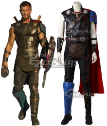 Marvel Thor: Ragnarok Thor Cosplay Costume - Not Boots