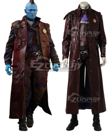 Marvel Guardians of the Galaxy Vol . 2 Yondu Cosplay Costume - No Boots