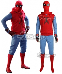 Marvel Spiderman Spider-Man:Homecoming Spider-man Spider Man Superhero Peter Parker Cosplay Costume