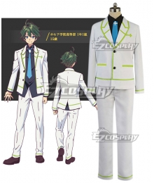 Myriad Colors Phantom World Haruhiko Ichijo Cosplay Costume