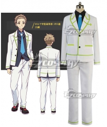 Myriad Colors Phantom World Shosuke Morohashi Cosplay Costume