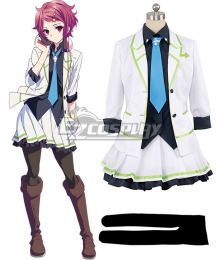 Myriad Colors Phantom World Koito Minase Cosplay Costume - A Edition