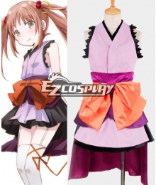 Machine-Doll wa Kizutsukanai Komurasaki Cosplay Costume