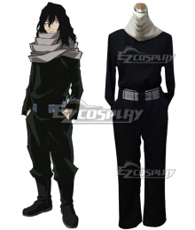 My Hero Academia Boku no Hero Akademia Shota Aizawa Cosplay Costume