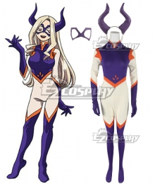 My Hero Academia Boku no Hero Akademia Mount Lady Cosplay Costume