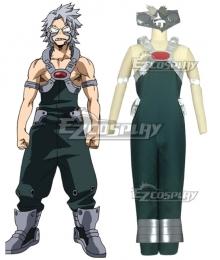 My Hero Academia Boku no Hero Akademia Tetsutetsu Tetsutetsu Battle Suit Cosplay Costume