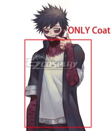 My Hero Academia Boku no Hero Akademia Dabi Cosplay Costume - ONLY Coat