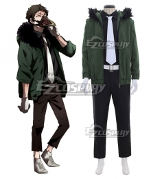 My Hero Academia Boku no Hero Akademia Kai Chisaki Overhaul Cosplay Costume - No Mask