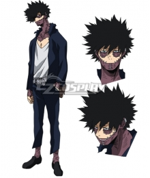 My Hero Academia Boku no Hero Akademia Dabi New Cosplay Costume