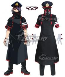 My Hero Academia Boku no Hero Academia Seiji Shishikura Cosplay Costume