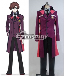 The Irregular at Magic High School/ Mahouka Koukou no Rettousei Masaki Ichijō Cosplay Costume