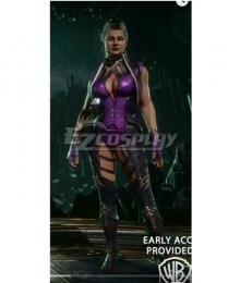 Mortal Kombat 11 Empress Sindel Cosplay Costume