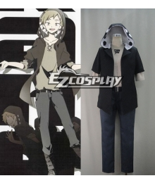 Mekakucity actors Kagerou Project NO.3 Kano Syuuya Cosplay Costume