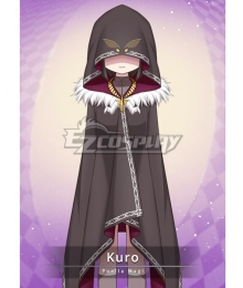 Magia Record: Puella Magi Madoka Magica Side Story Wings of Magius Cosplay Costume