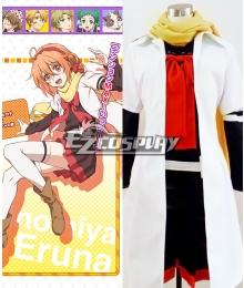 Mikagura School Suite Eruna Ichinomiya Cosplay Costume