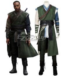 Marvel Doctor Strange Baron Mordo Karl Mordo Cosplay Costume - Including Boots