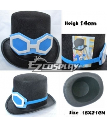 One Piece Sabo Cosplay Hat