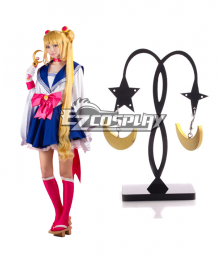 Bishoujo Senshi Sailor moon Tsukino Usagi Cosplay Earings