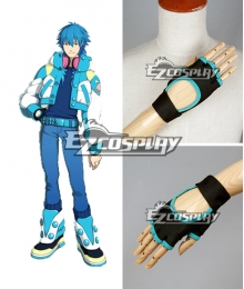 DMMD DRAMAtical Murder Seragaki Aoba Glove Cosplay Accessories