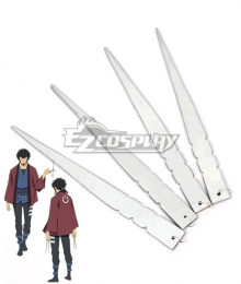 Dimension W Kyouma Mabuchi Needle Cosplay Accessory Prop