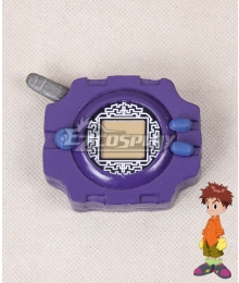 Digimon Adventure Digital Monster Izzy Izumi Koushiro Izumi Digivice Cosplay Accessory Prop