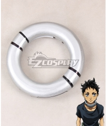 Deadman Wonderland Ganta Igarashi Neck wear Cosplay Accessory Prop