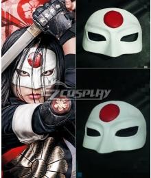 DC Comic Suicide Squad Katana Cosplay Mask