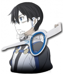 Sword Art Online Ordinal Scale Kirigaya Kazuto Kirito Movie Earring Cosplay Accessory Prop