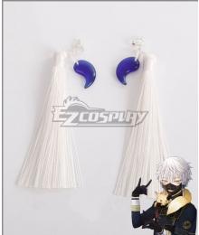 Touken Ranbu Nakigitsune Ear Clip Cosplay Accessory Prop