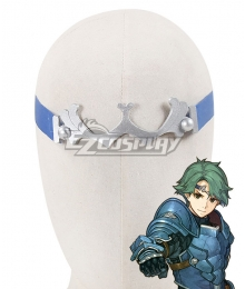 Fire Emblem Echoes: Shadows of Valentia Alm Headwear Cosplay Accessory Prop