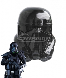 Rogue One A Star Wars Story Deathtrooper Helmet Cosplay Accessory Prop