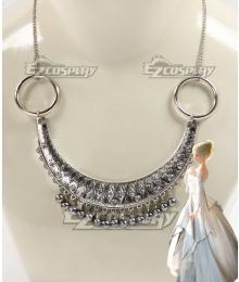 Final Fantasy XV FFXV Lunafreya Nox Fleuret C Necklace Cosplay Accessory Prop