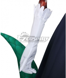 Miss Kobayashi's Dragon Maid Tohru Cosplay White Gloves Accessory