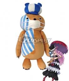 One Piece Perona Ghost Princess Kumasy Doll Cosplay Accessory Prop