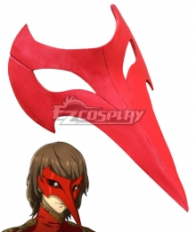 Persona 5 Goro Akechi Mask Cosplay Accessory Prop